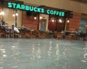 Starbucks-IOI Mall